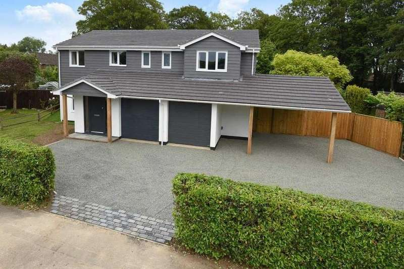 5 Bedrooms Detached House for sale in Harberton Crescent, Summersdale