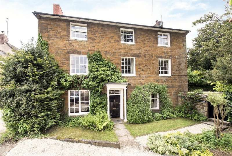 5 Bedrooms Semi Detached House for sale in Brick Hill, Hook Norton, Banbury, Oxfordshire, OX15
