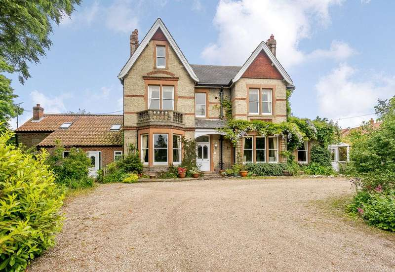 9 Bedrooms Unique Property for sale in Limes Road, Catfield, Great Yarmouth, Norfolk, NR29