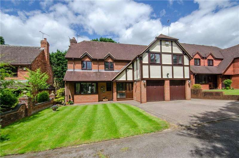 5 Bedrooms Detached House for sale in Icknield Street, Church Hill North, Redditch, Worcestershire, B98