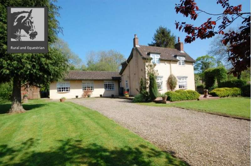 5 Bedrooms Equestrian Facility Character Property for sale in Tetford, Lincolnshire Wolds