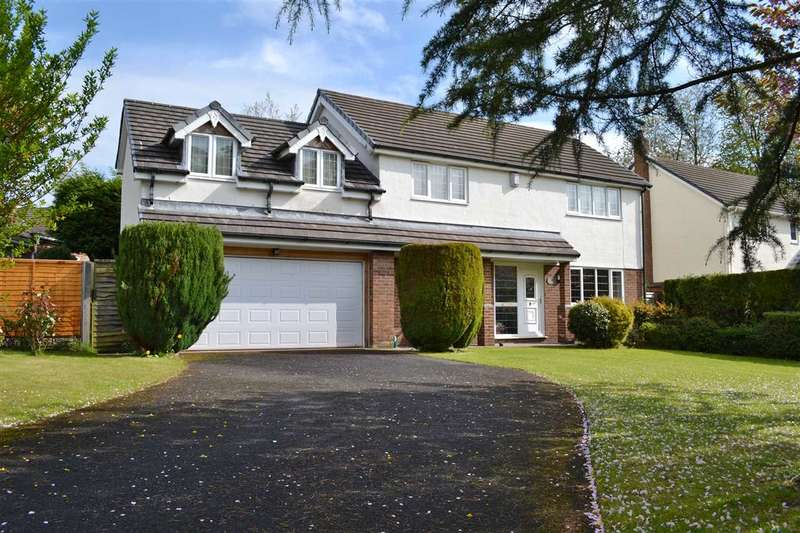 5 Bedrooms Detached House for sale in Long Copse, Astley Village, Chorley