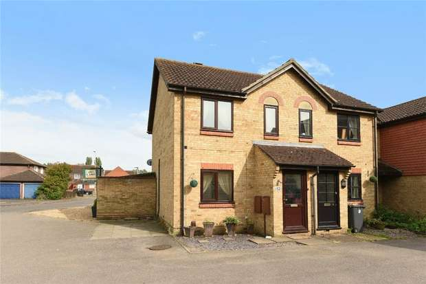 2 Bedrooms End Of Terrace House for sale in Warden Abbey, Bedford