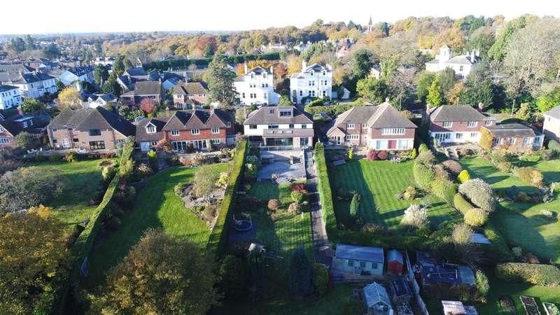 6 Bedrooms Detached House for sale in Vicarage Road, Tunbridge Wells