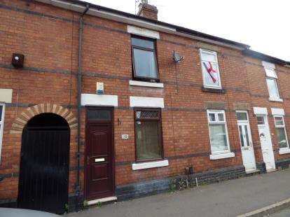 2 Bedrooms Terraced House for sale in Stockbrook Road, Derby, Derbyshire