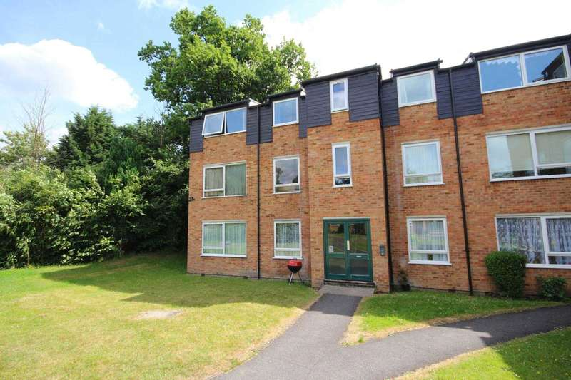 2 Bedrooms Apartment Flat for sale in Rectory Close, Bracknell