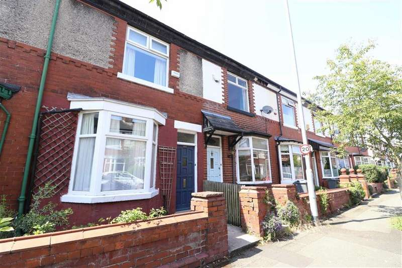 2 Bedrooms Terraced House for sale in Neale Road, Chorlton Green, Manchester, M21
