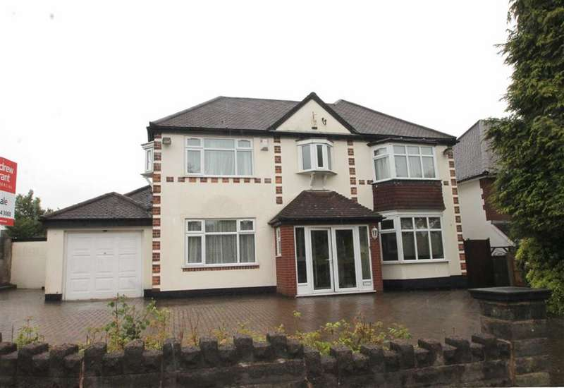 4 Bedrooms House for sale in Lordswood Road, Harborne