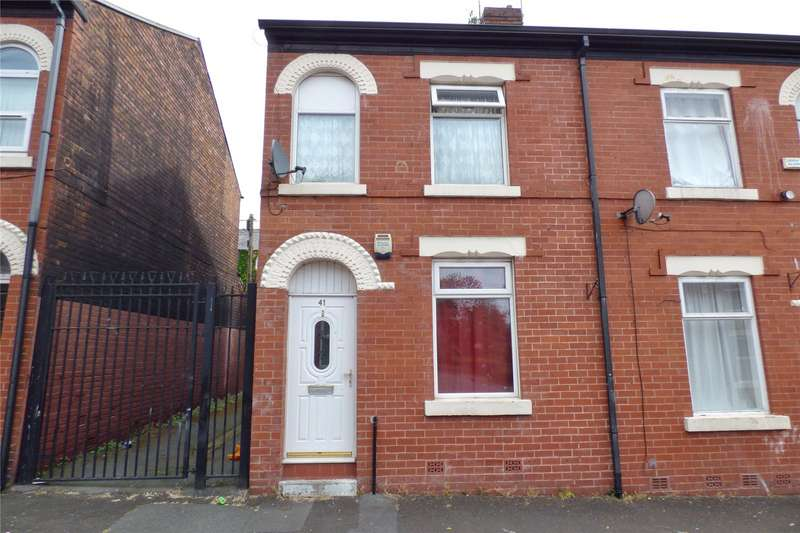 2 Bedrooms End Of Terrace House for sale in Windsor Road, Harpurhey, Manchester, M9