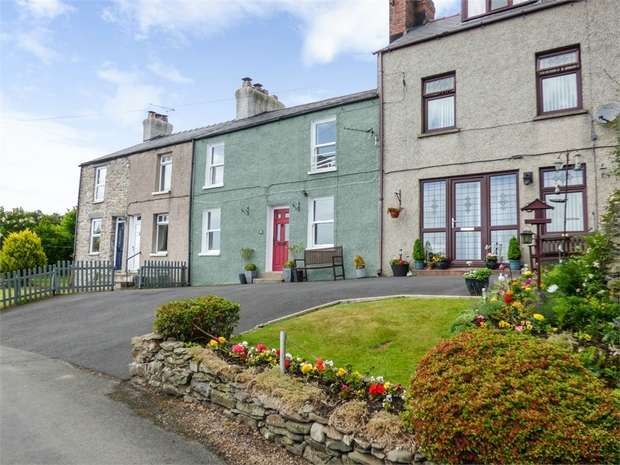 3 Bedrooms Cottage House for sale in Rosside, Ulverston, Cumbria