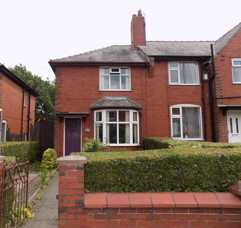 2 Bedrooms End Of Terrace House for sale in Hulton Lane, Bolton, BL3
