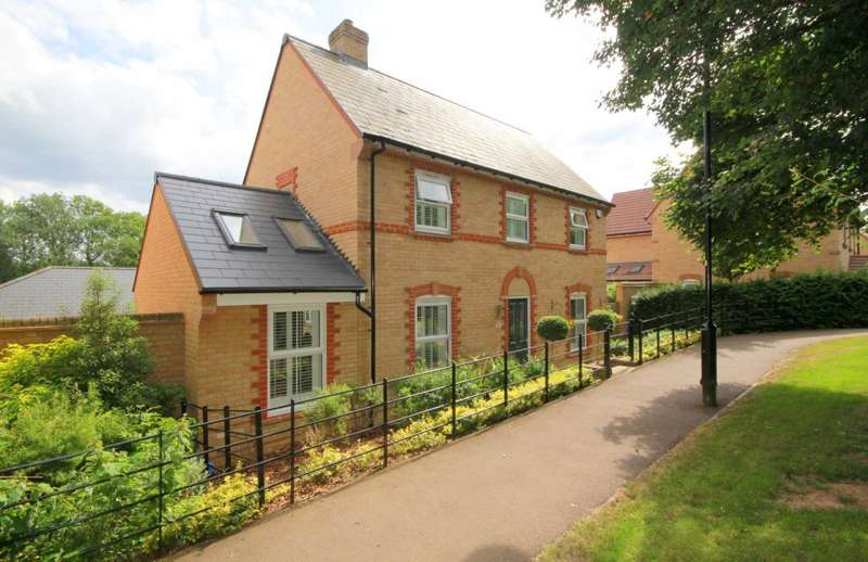 4 Bedrooms Detached House for sale in 4 BED DETACHED EXECUTIVE home with GARAGE and PARKING.