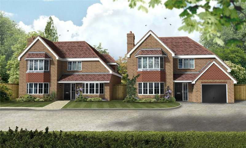 5 Bedrooms Detached House for sale in Mill Lane, Blue Bell Hill, Chatham, Kent