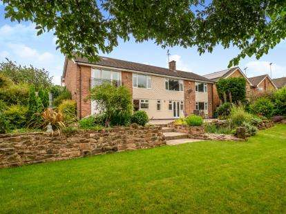 4 Bedrooms Detached House for sale in Covedale Road, Sherwood, Nottingham, Nottinghamshire