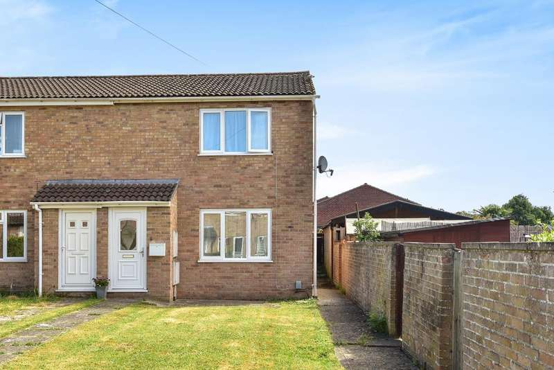 2 Bedrooms House for sale in Derwent Road, Thatcham, RG19