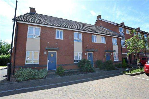 3 Bedrooms Terraced House for sale in Norton Farm Road, Bristol, BS10 7DE