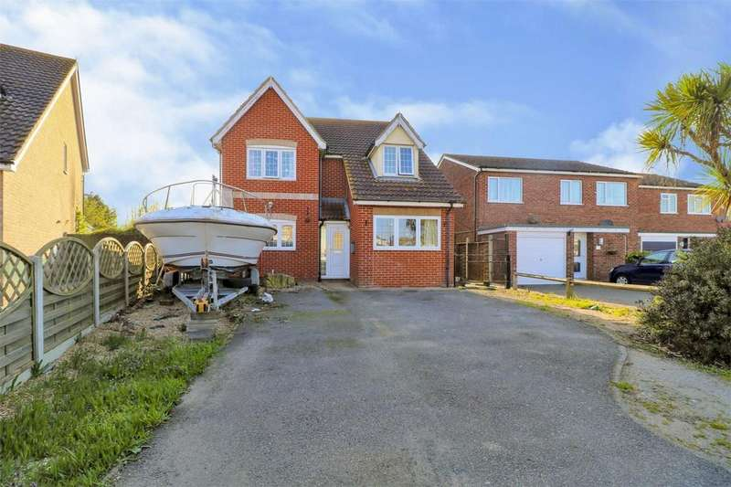 5 Bedrooms Detached House for sale in Lower Park Road, Brightlingsea, Colchester, Essex