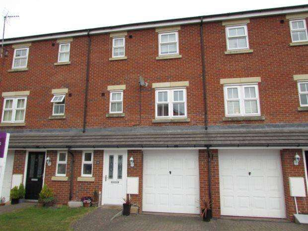 4 Bedrooms Terraced House for sale in JUBILEE CLOSE, SPENNYMOOR, SPENNYMOOR DISTRICT