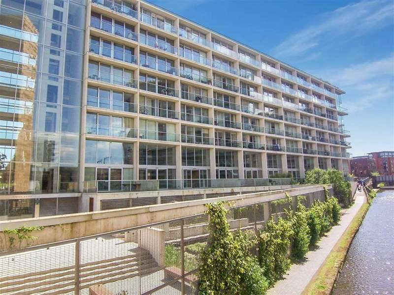 1 Bedroom Apartment Flat for sale in Timber Wharf, Castlefield, Manchester, M15
