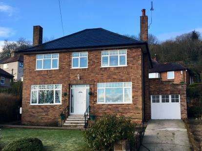 4 Bedrooms Detached House for sale in Old Chester Road, Holywell, Flintshire, CH8