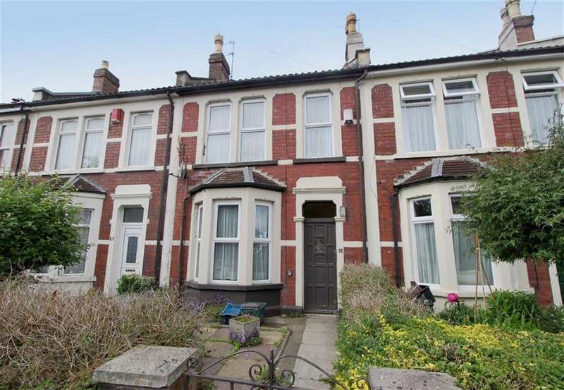 2 Bedrooms Terraced House for sale in Oakdene Avenue, Upper Eastville, Bristol