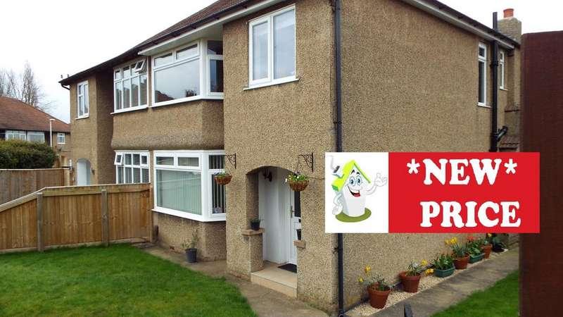 3 Bedrooms Semi Detached House for sale in Jesmond Road, Darlington DL1