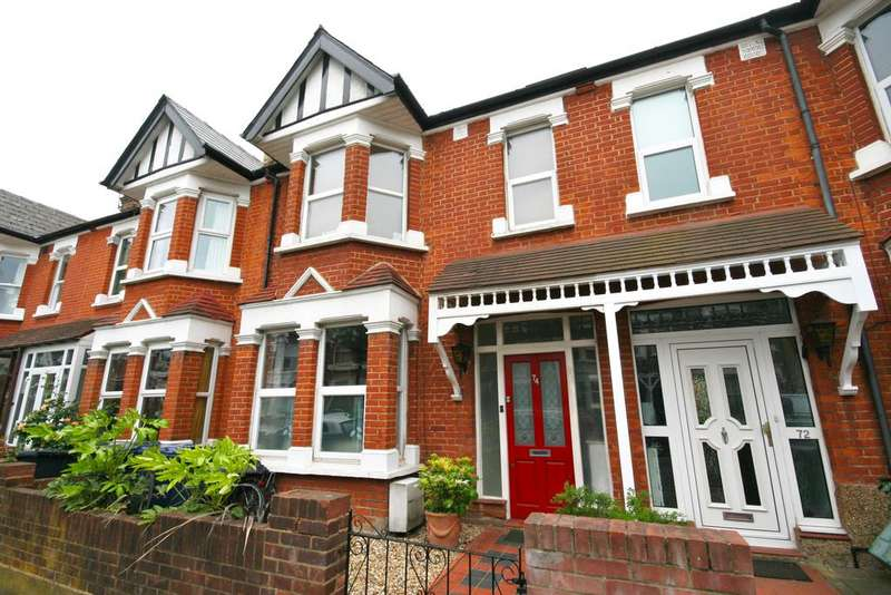 4 Bedrooms Terraced House for sale in Elthorne Avenue, Hanwell, London W7