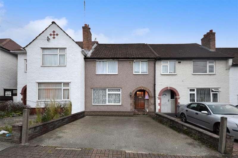 3 Bedrooms Terraced House for sale in Ballards Road, Neasden