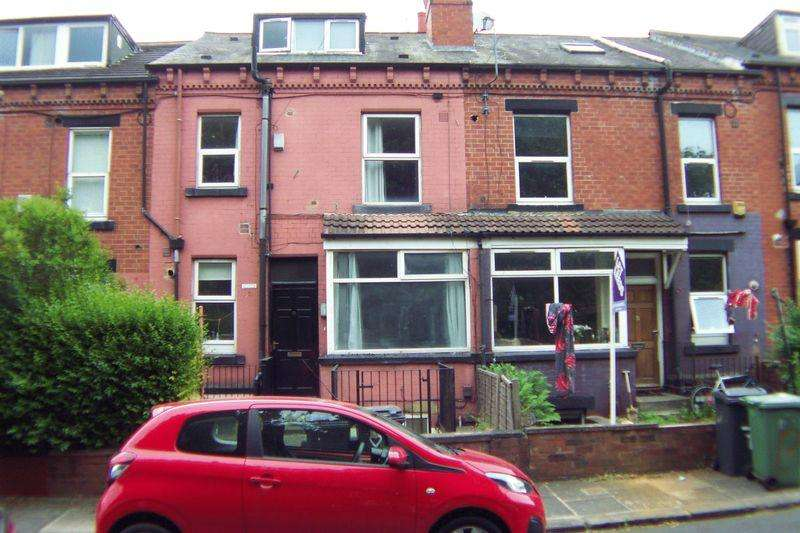 5 Bedrooms Terraced House for sale in Talbot Avenue, Leeds