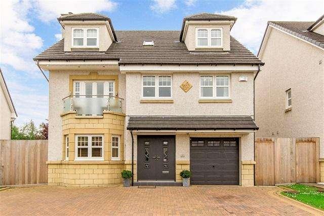 5 Bedrooms Detached House for sale in Jardine Place, Bathgate, Bathgate