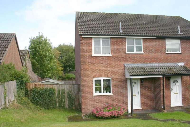 3 Bedrooms Semi Detached House for sale in Inkpen Road, Kintbury