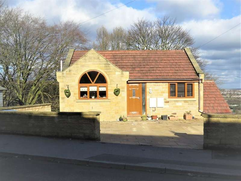 4 Bedrooms Detached House for sale in Worrall Road, Worrall, Sheffield