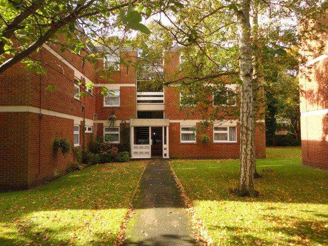 2 Bedrooms Flat for sale in Ratcliffe Court, Stoneygate