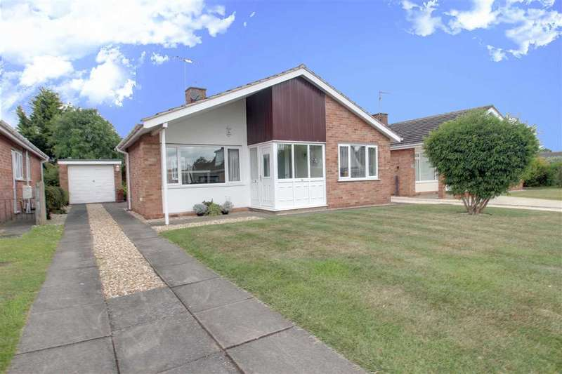 2 Bedrooms Bungalow for sale in Wetherby Crescent, Lincoln