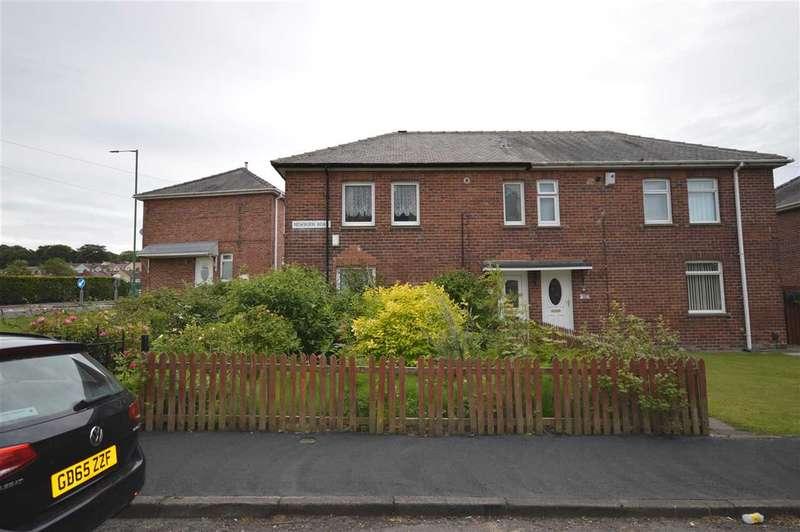 3 Bedrooms Semi Detached House for sale in Newburn Road, STANLEY