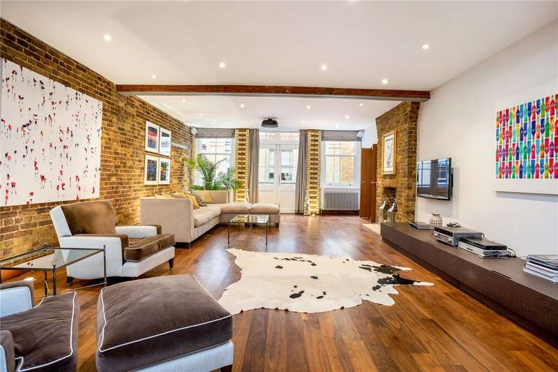 2 Bedrooms Flat for sale in Charlotte Road, Shoreditch, London, EC2A