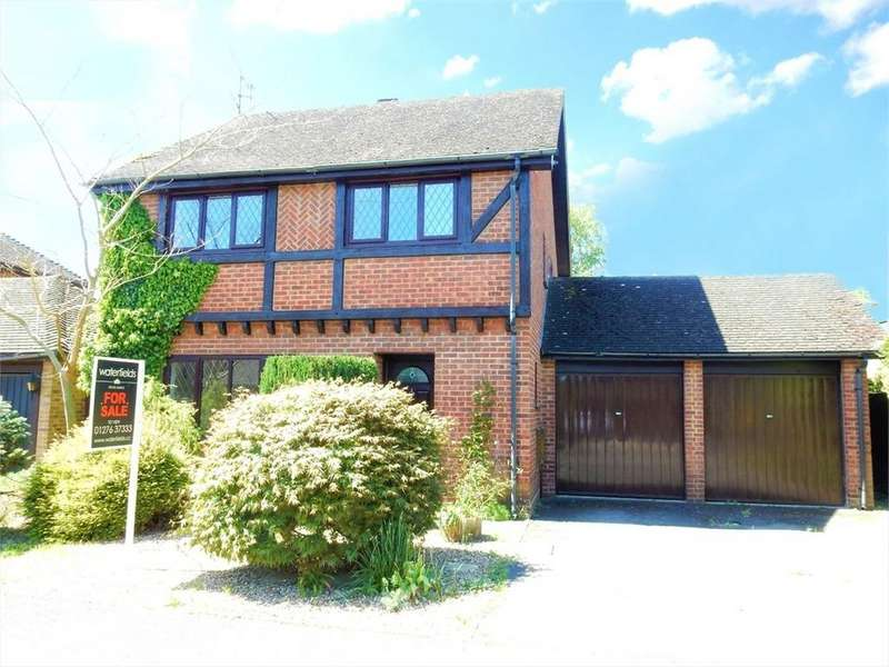 4 Bedrooms Detached House for sale in Fakenham Way, Owlsmoor, SANDHURST, Berkshire