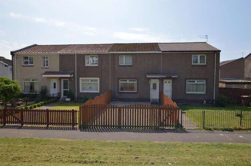 2 Bedrooms Terraced House for sale in 50 Darg Road, STEVENSTON, KA20 3AY