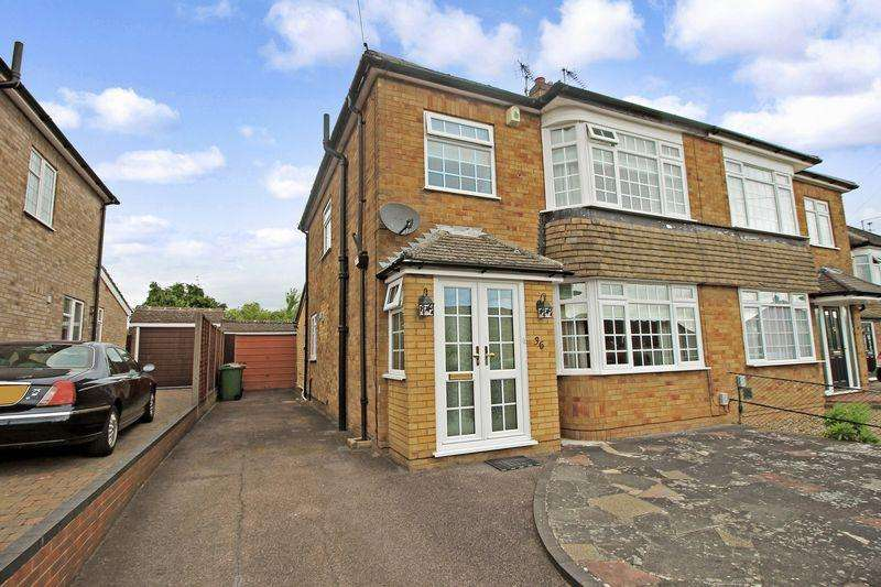 3 Bedrooms Semi Detached House for sale in Extended 3 bedroom home