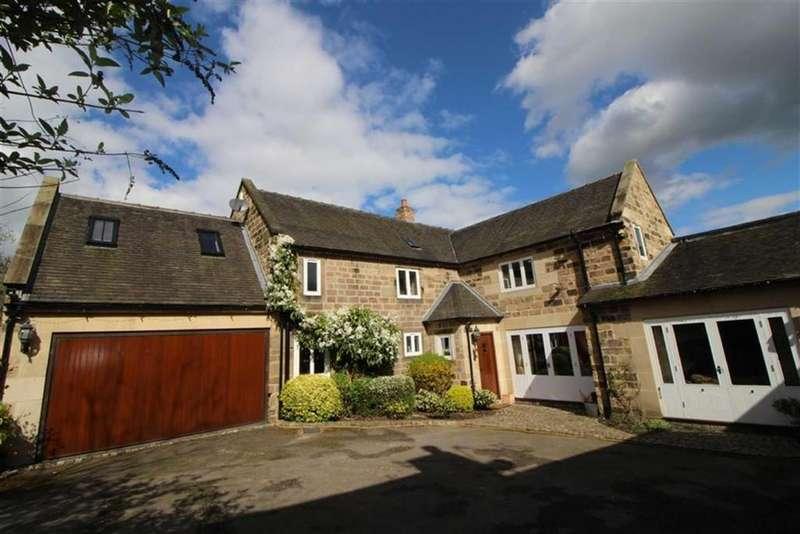 4 Bedrooms Semi Detached House for sale in Marsh Lane, Belper, Derbyshire