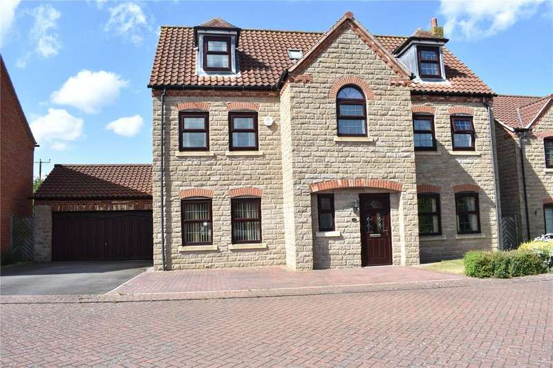 5 Bedrooms Detached House for sale in Barnard Meadows, Kirton, DN21