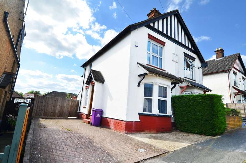 3 Bedrooms Semi Detached House for sale in Cromwell Road, Spring Gardens, High Wycombe, HP13