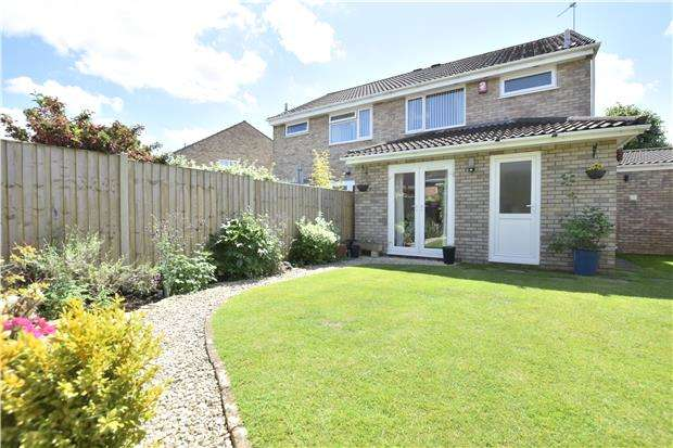 3 Bedrooms Semi Detached House for sale in Roseville Avenue, L/Green, BS30 9UD