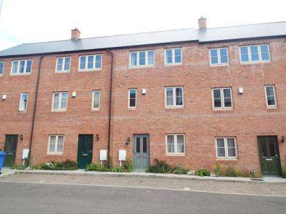 5 Bedrooms Terraced House for sale in Kilby Mews, City Centre, Coventry, West Midlands