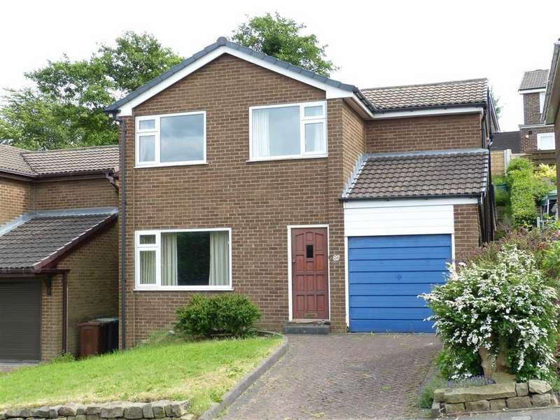 4 Bedrooms Detached House for sale in Pennine Road, Glossop
