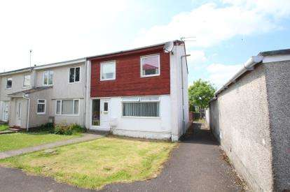 3 Bedrooms Terraced House for sale in Eider Grove, Greenhills