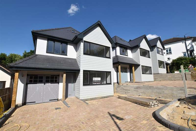 5 Bedrooms Detached House for sale in Plot 1 London Hill, Rayleigh