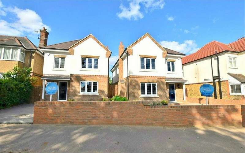 6 Bedrooms Detached House for sale in Gammons Lane, WATFORD, Hertfordshire