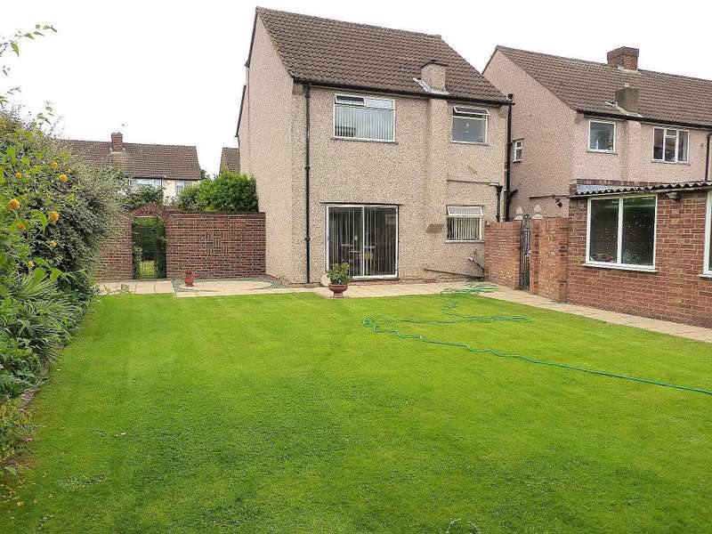 3 Bedrooms Detached House for sale in Blossom Way, West Drayton, UB7 9HF
