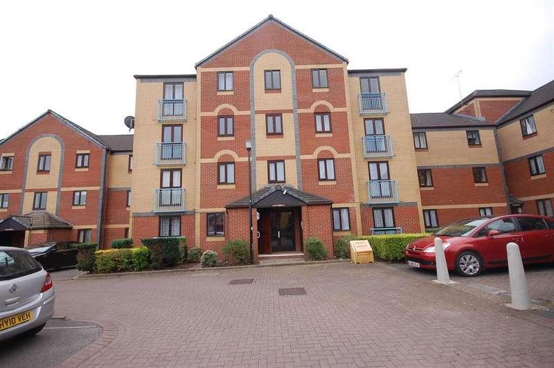 2 Bedrooms Flat for sale in Crates Close, Kingswood, Bristol, BS15 4AF
